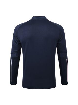 Мужская спортивная олимпийка синяя ФК Ювентус