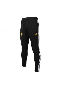 Мужские спортивные штаны черные ФК Ювентус