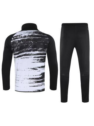 Спортивный костюм черно-белый Ювентус