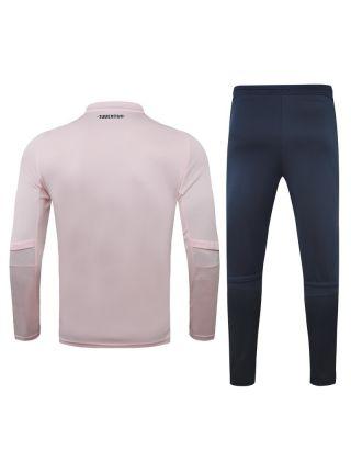 Спортивный костюм розово-черный Ювентус