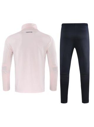 Спортивный костюм черно-розовый Ювентус
