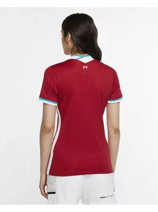 Футбольная форма женская домашняя Ливерпуль 2020-2021