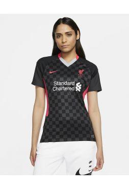 Футбольная форма женская резервная Ливерпуль 2020-2021
