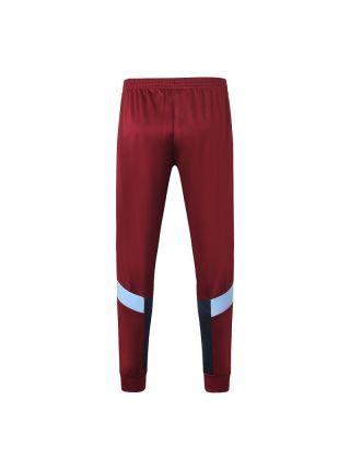 Мужские спортивные штаны красные ФК Манчестер сити