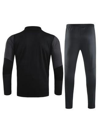 Спортивный костюм черный Манчестер Сити