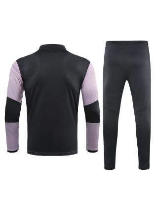 Спортивный костюм розово-черный Манчестер Сити