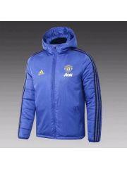 Куртка синяя Манчестер Юнайтед