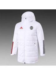 Куртка белая Манчестер Юнайтед