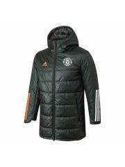 Куртка черная Манчестер Юнайтед