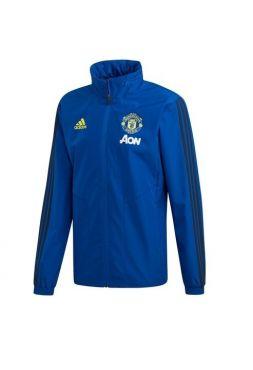 Ветровка синяя Манчестер Юнайтед