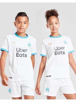 Футбольная форма детская гостевая Марсель 2020-2021
