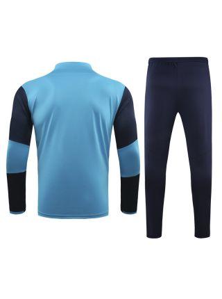 Спортивный костюм сине-черный Марсель
