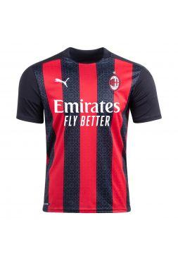 Футбольная форма домашняя Милан 2020-2021
