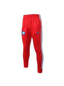 Мужские спортивные штаны красные ФК Наполи