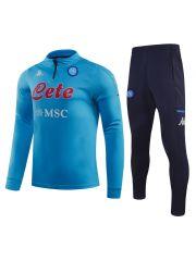 Спортивный костюм сине-черный Наполи