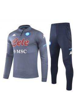 Спортивный костюм серо-темно-синий Наполи