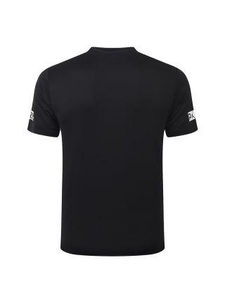 Мужская спортивная футболка черная ФК ПСЖ