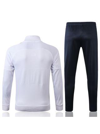 Спортивный костюм темно-синий ПСЖ с молнией