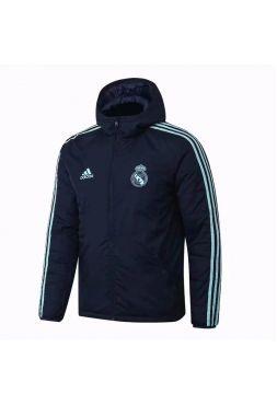 Куртка темно-синяя Реал Мадрид