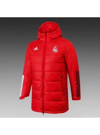 Куртка красная Реал Мадрид