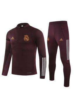 Спортивный костюм бордовый Реал Мадрид
