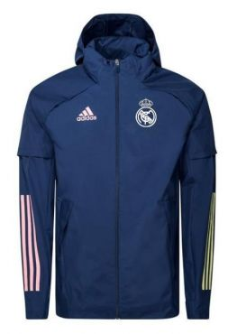 Ветровка темно-сине-красная Реал Мадрид