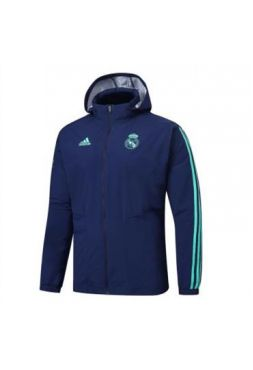 Ветровка синяя Реал Мадрид