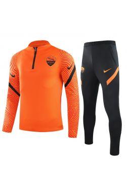 Спортивный костюм оранжево-черный Рома