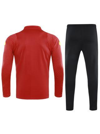 Спортивный костюм красно-черный Рома