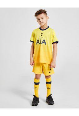 Футбольная форма детская резервная Тоттенхэм Хотспур 2020-2021