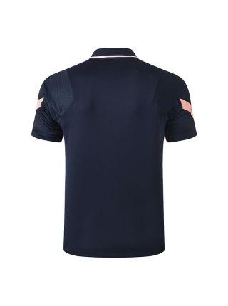 Мужское спортивное поло синее ФК Тоттенхэм Хотспур