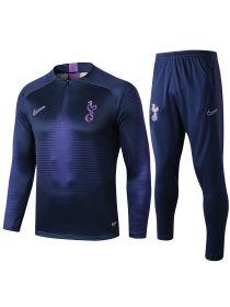 Спортивный костюм сине-фиолетовый Тоттенхэм Хотспур