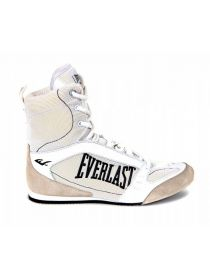 Боксерки Everlast High-Top Competition белые
