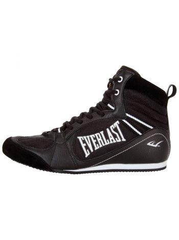 Боксерки Everlast Low-Top Competition черные