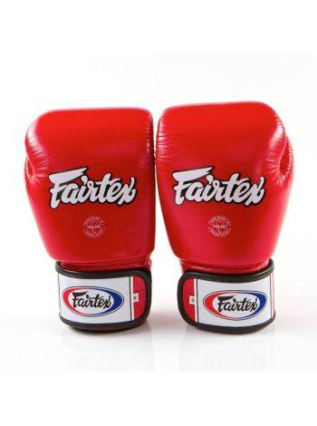 Перчатки для бокса FAIRTEX BGV1 красные