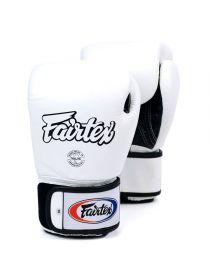 Боксерские перчатки FAIRTEX BGVL-3T белые