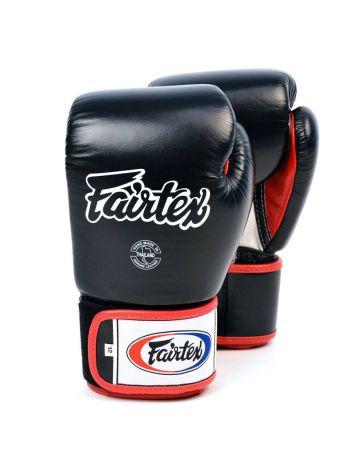 Перчатки для бокса FAIRTEX BGV1 черные