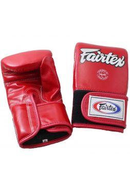 Снарядные перчатки FAIRTEX TGT7 красные