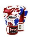 Боксерские перчатки TWINS UK FBGV-44uk на липучке