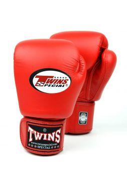 Боксерские перчатки TWINS BGVL3-red