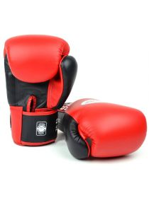 Боксерские перчатки TWINS BGVL-3T красные