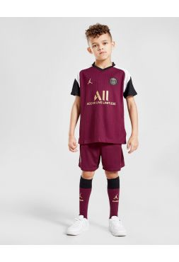 Футбольная форма детская резервная ПСЖ 2020-2021