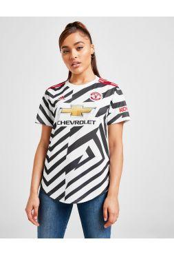 Футбольная форма женская резервная Манчестер Юнайтед 2020-2021