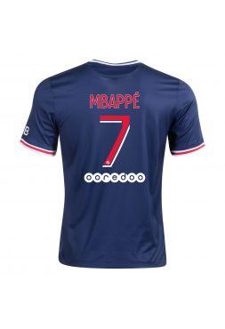Футболка резервная ПСЖ 2020-2021 Mbappe 7 (Килиан Мбаппе)