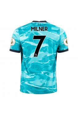 Футболка гостевая Ливерпуль 2020-2021 Milner 7 (Джеймс Милнер)