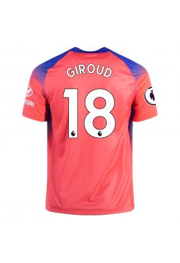 Футболка резервная Челси 2020-2021 Giroud 18 (Оливье Жиру)