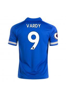 Футболка домашняя Лестер Сити 2020-2021 Vardy 9 (Джейми Варди)