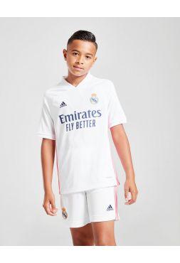 Футбольная форма детская домашняя Реал Мадрид 2020-2021