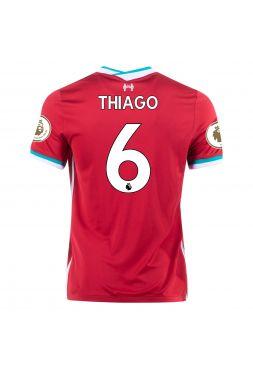 Футболка домашняя Ливерпуль 2020-2021 Thiago 6 (Тьяго Алькантара)
