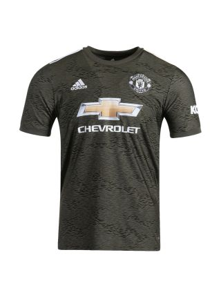 Футболка гостевая Манчестер Юнайтед 2020-2021 Rashford 10 (Маркус Рашфорд)